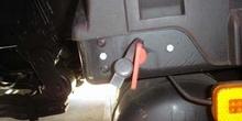 Vehículos industriales. Llave corta corrientes
