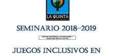 Juegos inclusivos en el CPEE LA QUINTA (28039116)