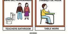 Pictogramas bilingüe 16