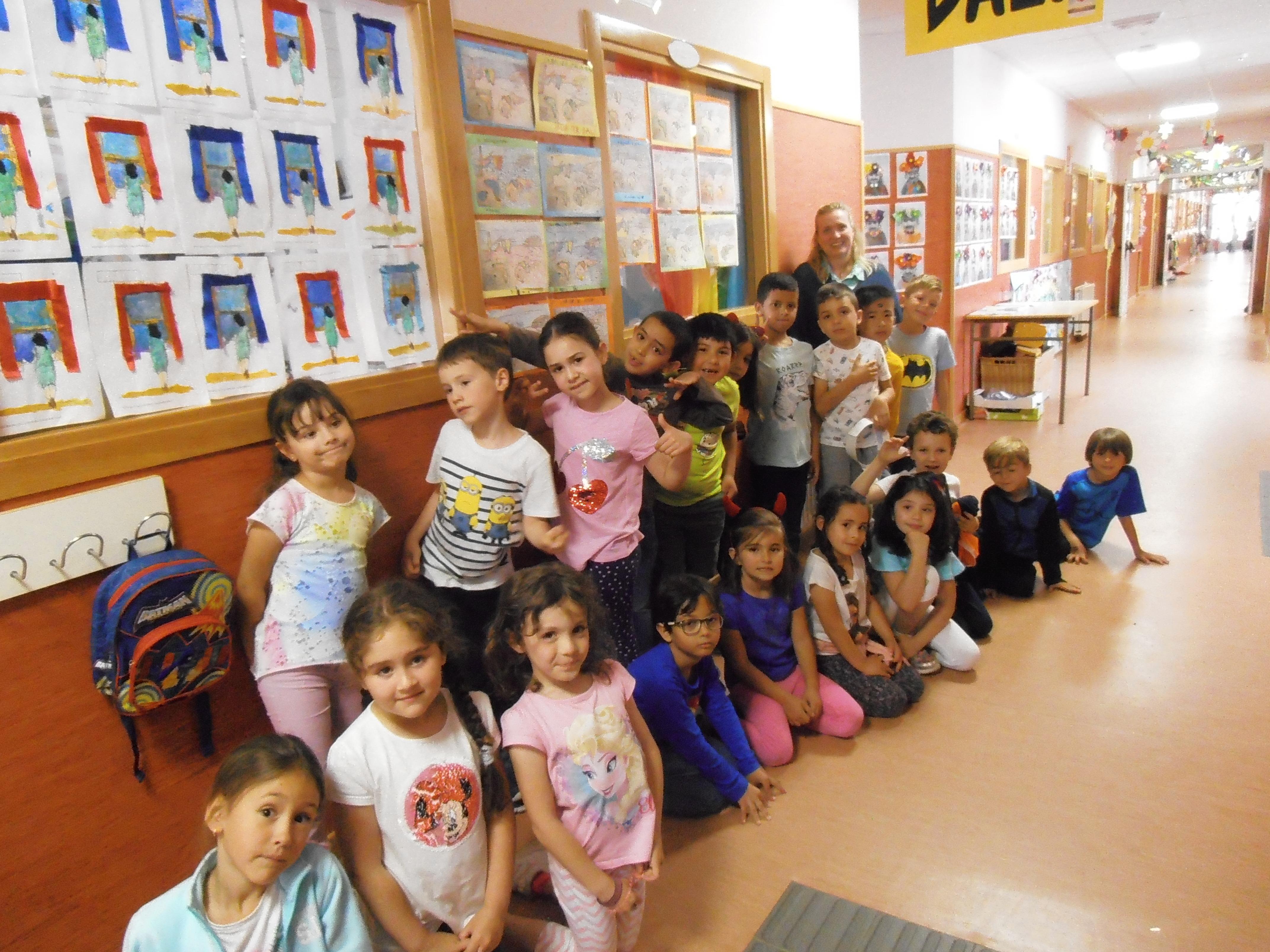 Pintores en Educación Infantil 11