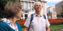 Turists interviews