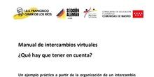 Manual: Intercambio Virtual