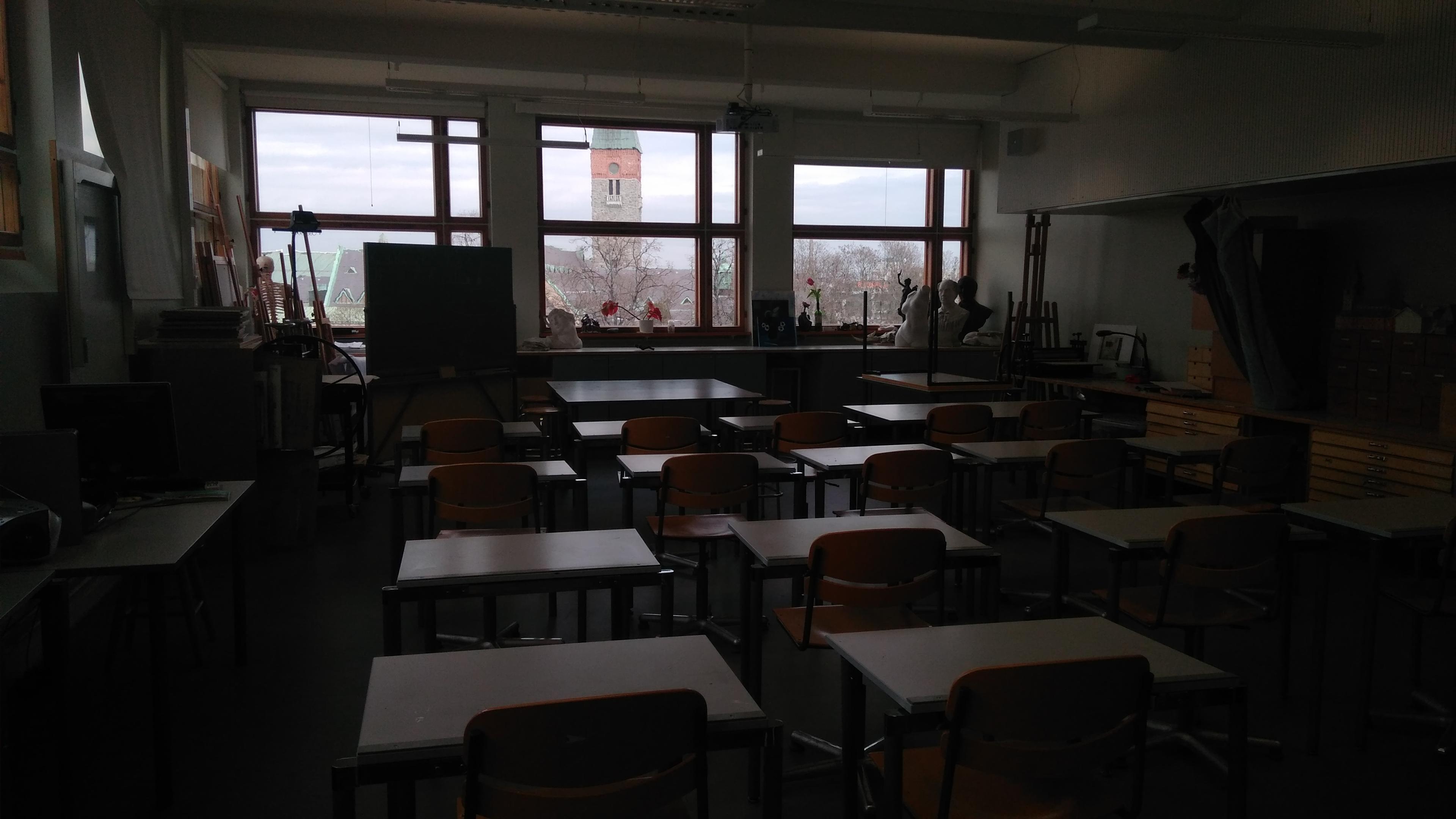 Arbis. Escuela Sueca en Finlandia. Erasmus+ 2018 12