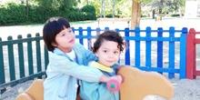 Parque María de Austria. 3 años. 6
