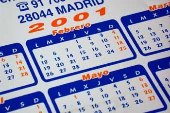 Calendario (2001)