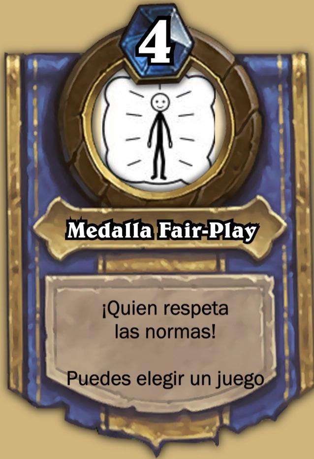 Medalla FairPlay