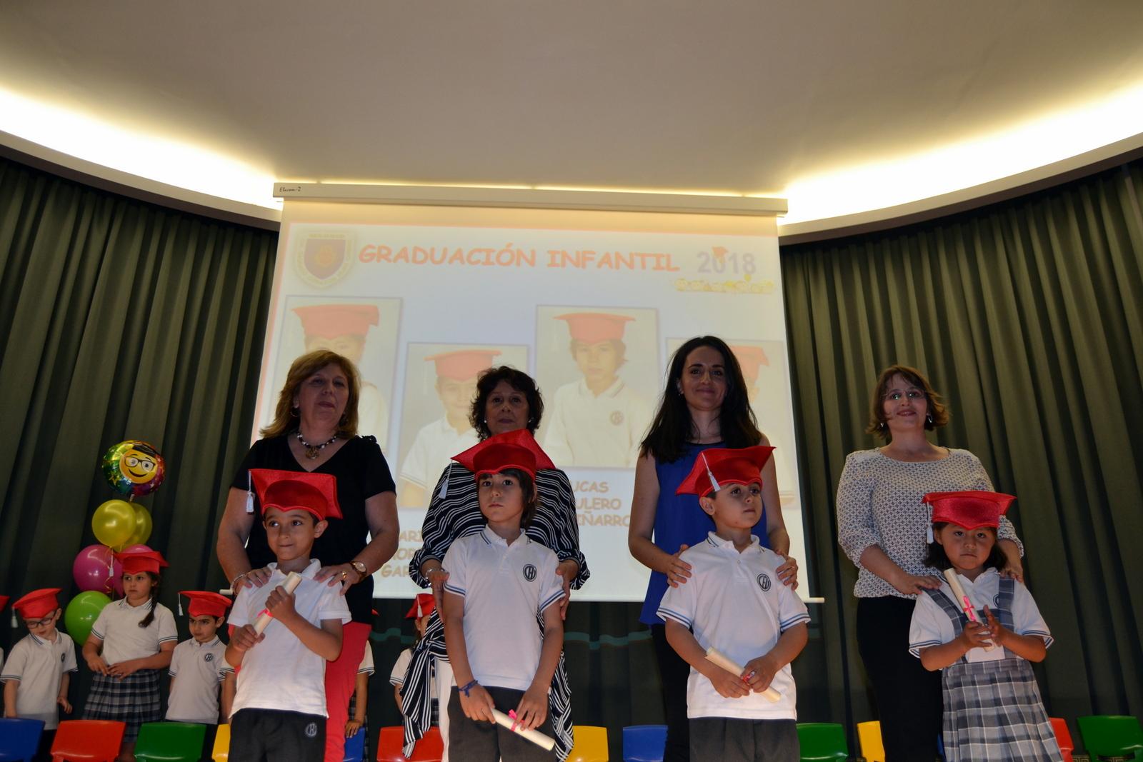 Graduación Educación Infantil 2018 5