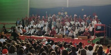 2018_12_21_Festival de Navidad_Actuación musical de 6º_CEIP FDLR_Las Rozas