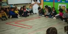 Taller Infantil 3 años. Primeros auxilios. Semana Cultural 1