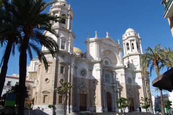 Catedral de Cádiz, Andalucía