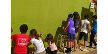 El mural del LARRA