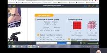 vídeo tema 2 matemáticas sexto