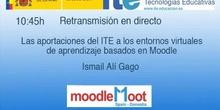 Las aportaciones del ITE a los entornos virtuales de aprendizaje..