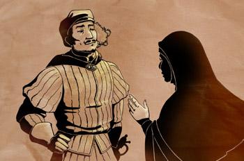 Don Juan Tenorio y Brígida