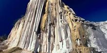 Cascadas Pétrificadas de Hierve el Agua, México