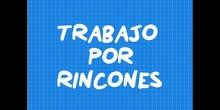 INFANTIL 4 AÑOS B - RINCONES - ACTIVIDADES