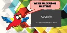 MATTER REALLY MATTERS!!!!
