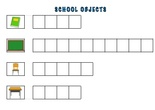 PLANTILLAS PARA SPELLING- School