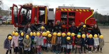 Visita de los bomberos 2