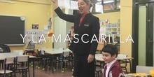 INFANTIL - 5 AÑOS B - TALLER DE LA AZAFATA Y MECÁNICO DE AVIONES