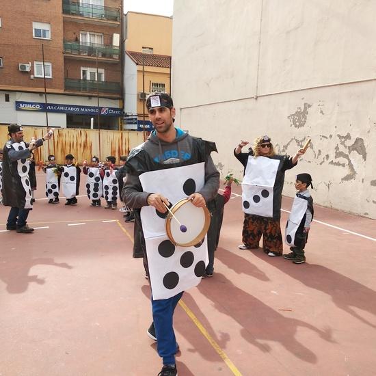 Carnaval Educación Infantil 2019 12