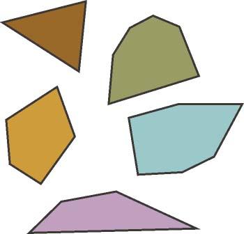 Polígonos cóncavos