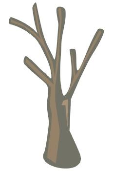 Tronco de árbol