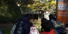 Excursión al zoo 5 años, 1º y 2º Luis Bello 14