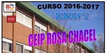 Alcancía 52 - Revista del CEIP Rosa Chacel de Collado Villalba