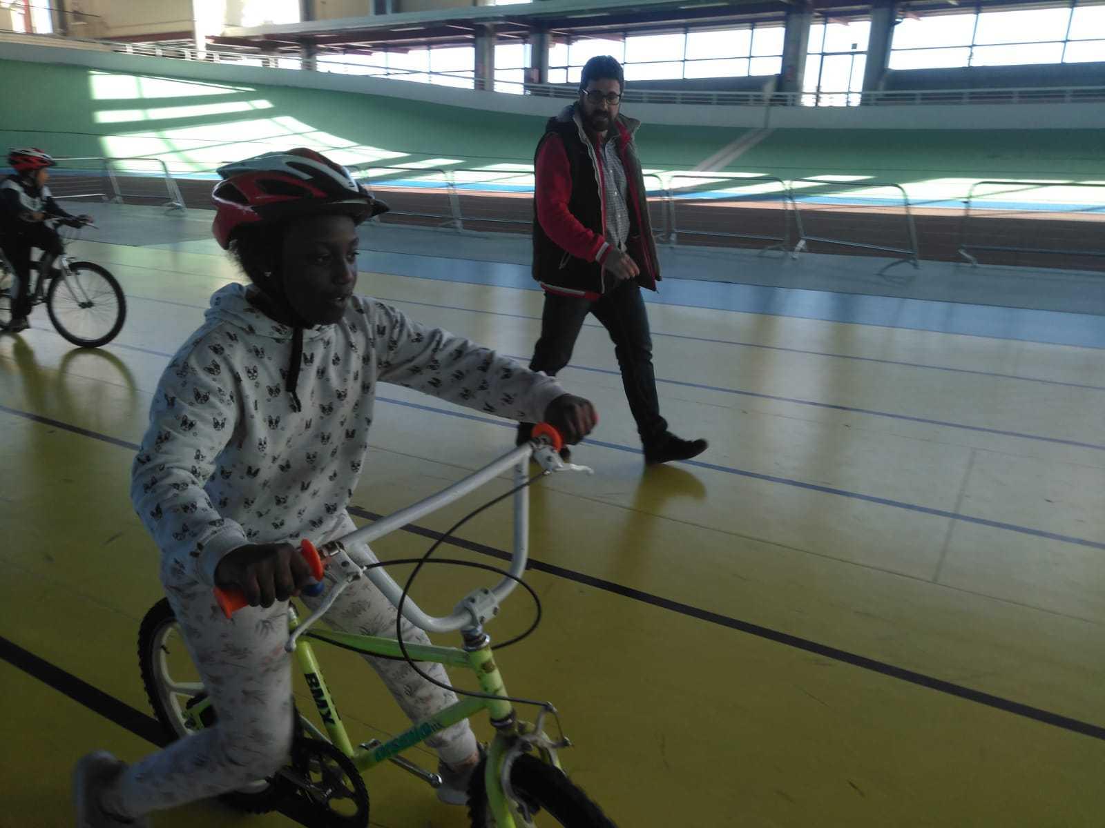 Practicando deportes olímpicos 6