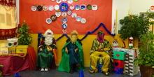 Visita de los Reyes Magos 1. Curso 19-20 7