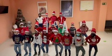 Festival Navidad 1º de primaria CEIP Orellana