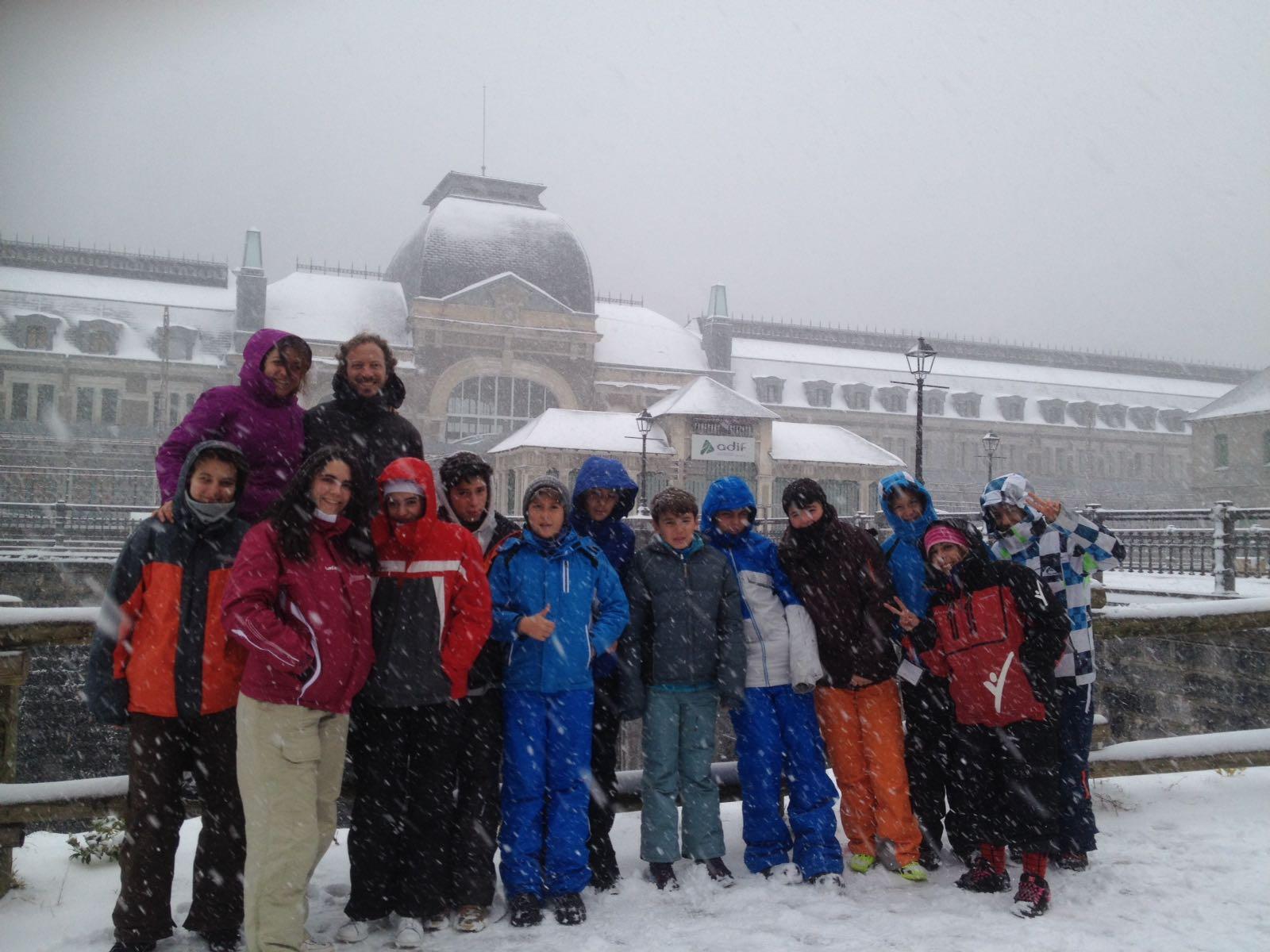 2017 excursión nieve 7