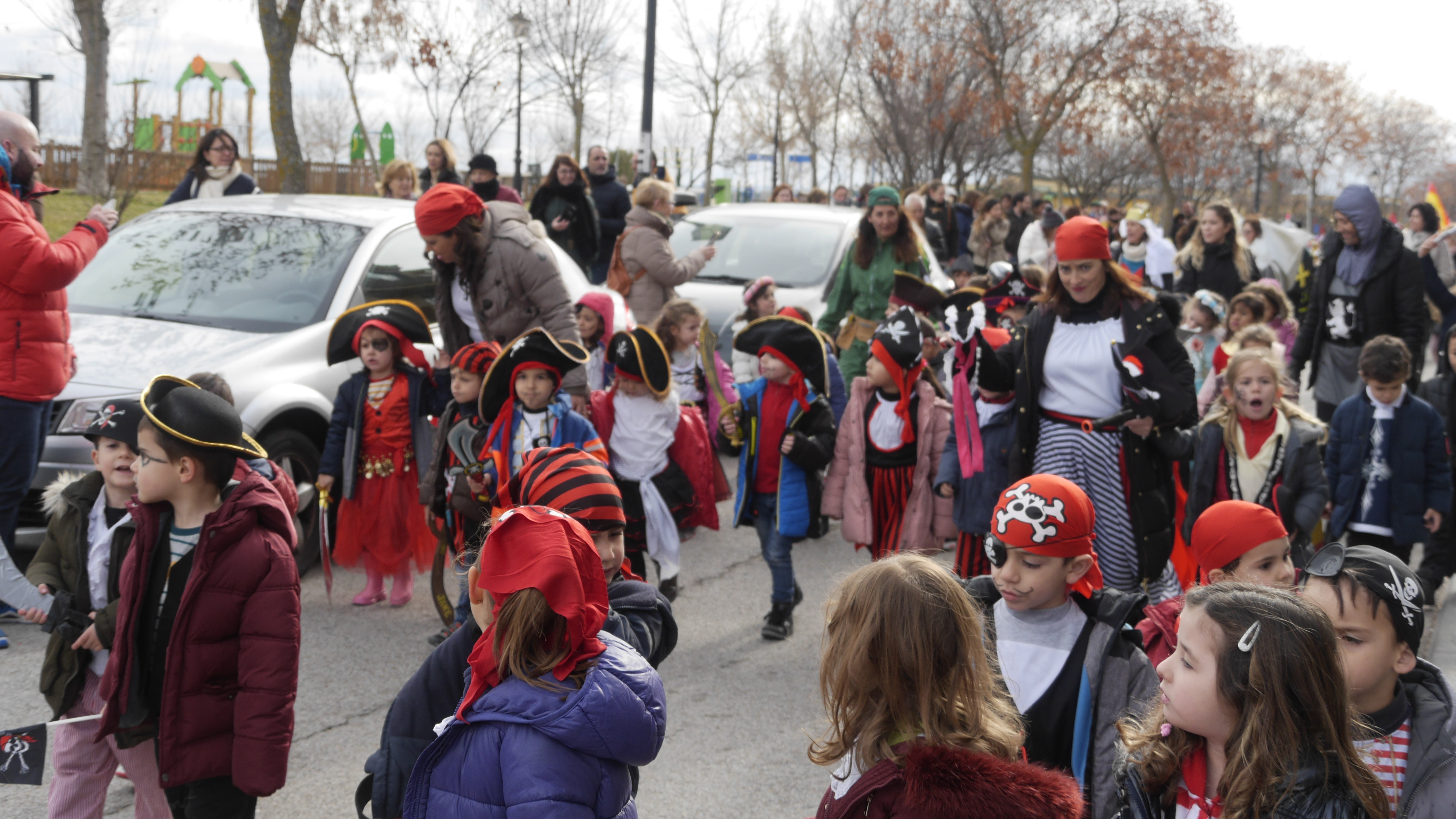 Pasacalles Carnaval 2018  2 39