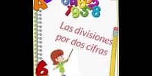 PRIMARIA 5º - DIVISIONES DOS CIFRAS - MATEMÁTICAS - NEREA - FORMACIÓN