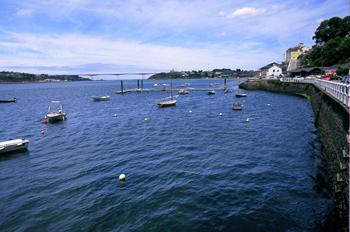 Puerto deportivo de Castropol, Principado de Asturias