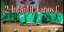 2. Infantil 3 años C (2017)