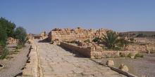 Ruinas romanas, Sbeitla, Túnez
