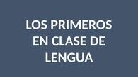 LOS PRIMEROS EN LENGUA. CEIP PINOCHO 2017/18