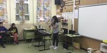 L. Contreras clase de música 2