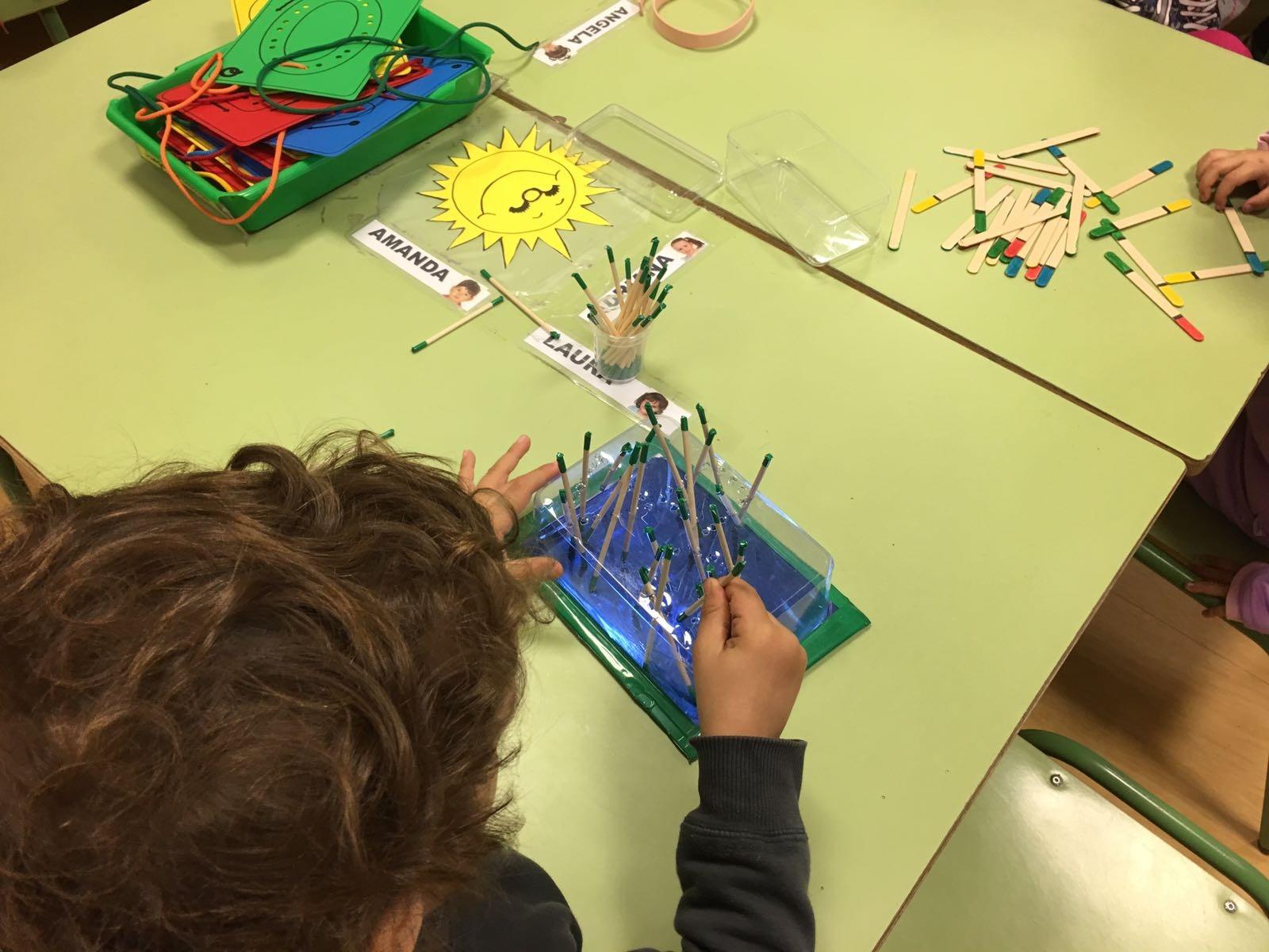 E. Infantil y sus proyectos 11