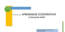 DOSSIER DE  ACTIVIDADES DE APRENDIZAJE COOPERATIVO