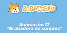 ScratchJr (Iniciación) 12-Grabadora de sonidos