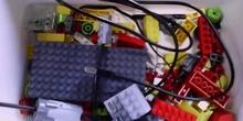 Lego WeDo: primeros programas y listas de piezas - Grabado con bq Android (grupo 5)