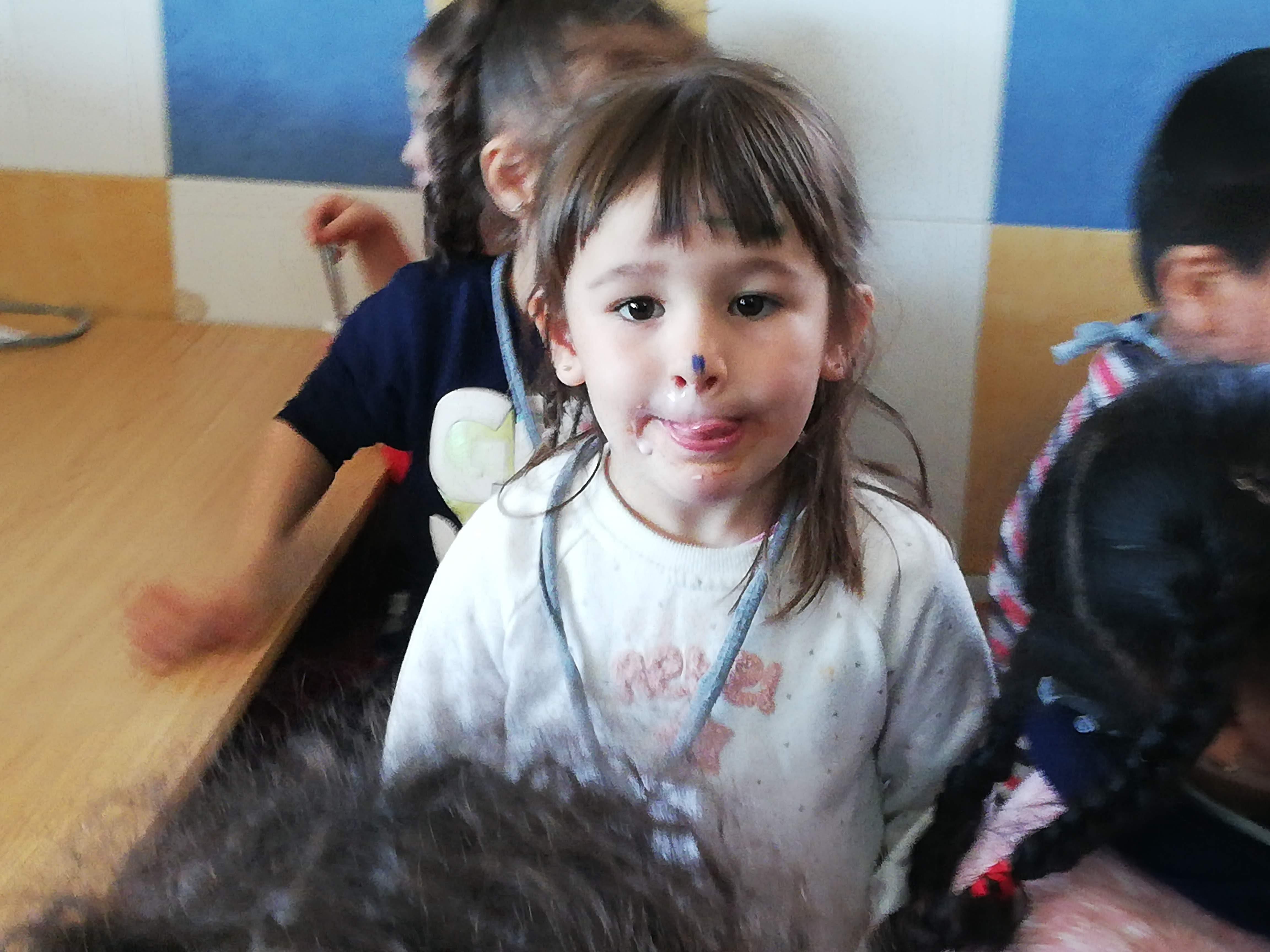 """Granja Escuela """"Giraluna"""". Infantil 3 años.1 26"""