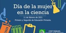 Día de la Mujer en la Ciencia