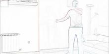 Deporjuego reto: memoria de movimientos enlazados