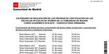 certificación mayo 2019