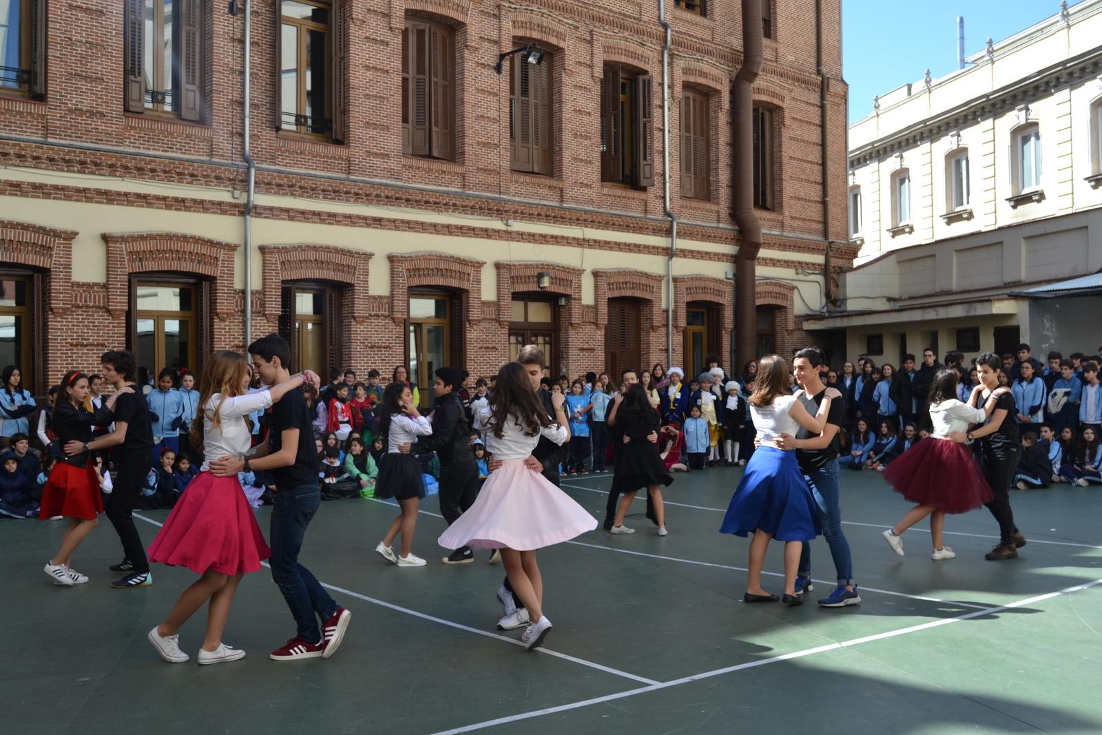 Jornadas Culturales y Depoortivas 2018 Bailes 1 29