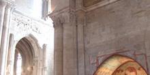 Pinturas murales, Catedral de Lérida